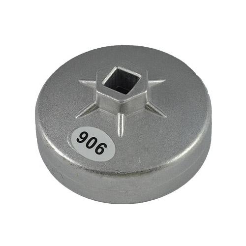 JBM Vaso filtro aceite 84x18mm 11386