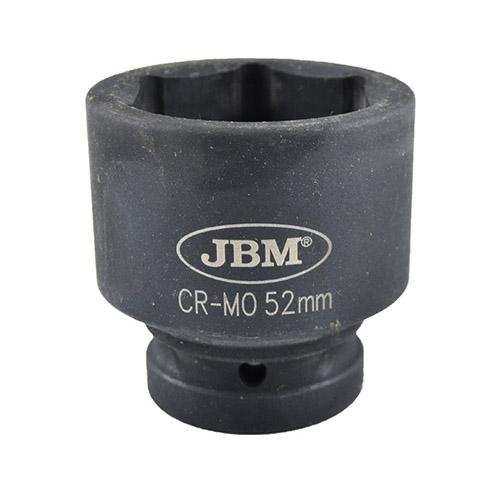 "JBM Vaso impacto hexagonal 1"" 52mm 11168"