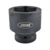 "JBM Vaso impacto hexagonal 1"" 67mm 11180"