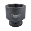 "JBM Vaso impacto hexagonal 1"" 75mm 11185"