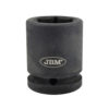 "JBM Vaso impacto hexagonal 3/4"" 33mm 11136"