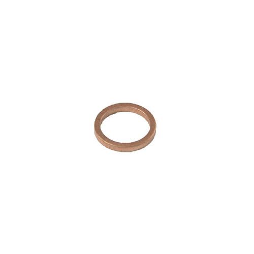 JBM Arandela de cobre para estuche de arandelas 10x14x1