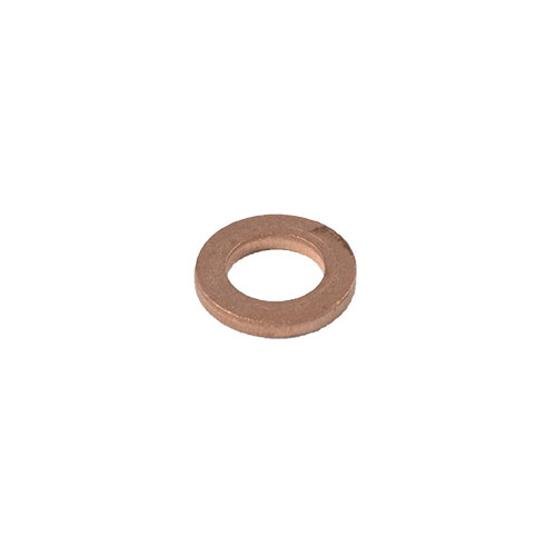 JBM Arandela de cobre para estuche de arandelas 6x11x1