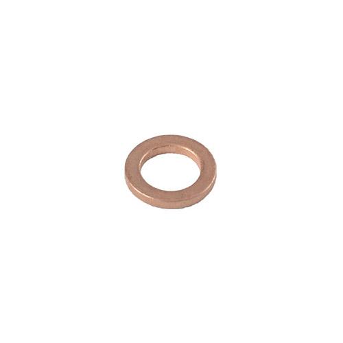 JBM Arandela de cobre para estuche de arandelas 7x12x1