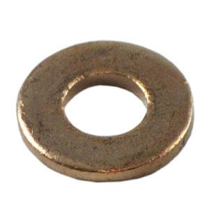 JBM Bolsa de 50 arandelas de cobre para inyectores (16,0 x 7,5 x 1,5mm) – 13829