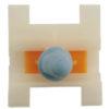 JBM Bolsa de clips de 3 piezas OE 3a0853575 13055