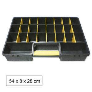 JBM Caja 24+2 compartimentos – 50957
