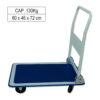 JBM Carro de plataforma 52200