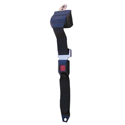 JBM Cinturón de seguridad de 2 puntos enrollable para autocares 50717