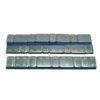 JBM Contrapesa adhesiva de hierro 60gr 4x10gr 4x5gr 52666