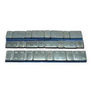 JBM Contrapesa adhesiva de hierro 60gr 4x10gr 4x5gr – 52666