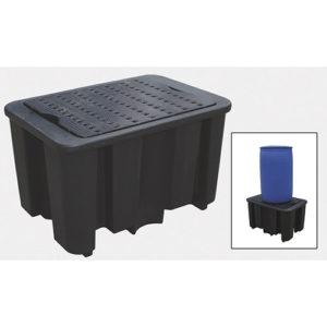 JBM Depósito de almacenamiento 1 bidón vertical – 52804