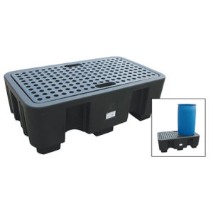JBM Depósito de almacenamiento 2 bidones verticales – 52805