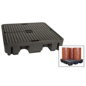 JBM Depósito de almacenamiento 4 bidones verticales – 52806