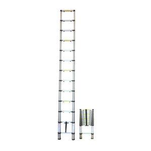 JBM Escalera telescópica 12 pasos – 51984
