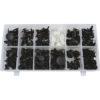 JBM Estuche de clips plásticos Ford 169 piezas 52891