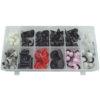JBM Estuche de clips plásticos Toyota/lexus 89 piezas 52886