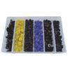 JBM Estuche de clips plásticos Vauxhall/Opel 300 piezas 52898