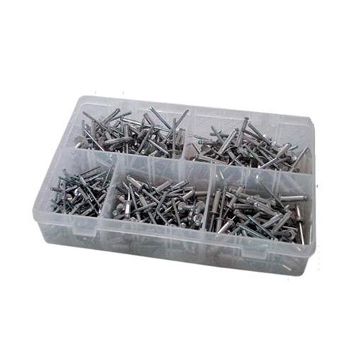 JBM Estuche de remaches 300 piezas 52043