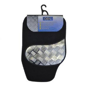 JBM Juego de alfombras de moqueta – talonera plástica – 52534