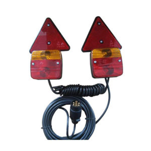 JBM Kit magnético con 2 pilotos + 2 catareflectantes – 51886