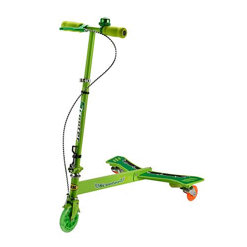 JBM Patinete de 3 ruedas - Triscooter - 51833