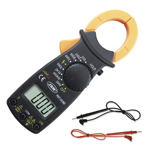 JBM Pinza amperimétrica 52382