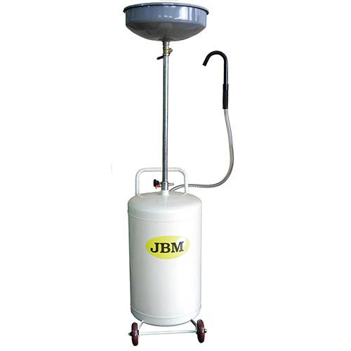 JBM Recogedor de aceite 80l 53109