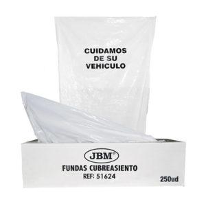 JBM Rollo de fundas de protección 20mc 250u. – 51624