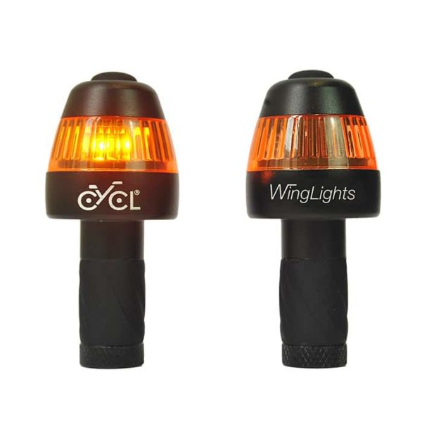 Los intermitentes WingLights Fixed de CYCL