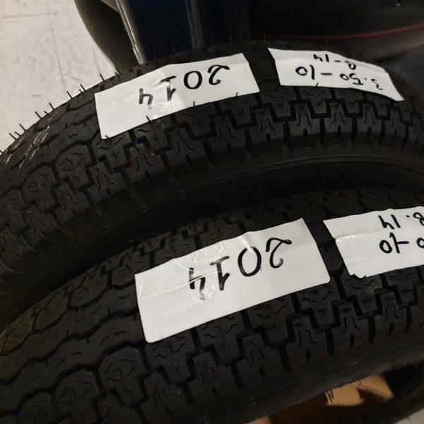 Neumáticos 350 10 de SAVA reforzados
