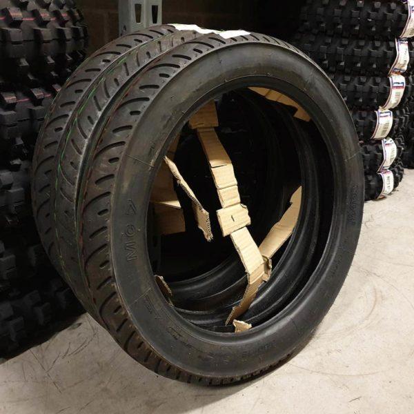 Neumático 3.50 18 de SAVA