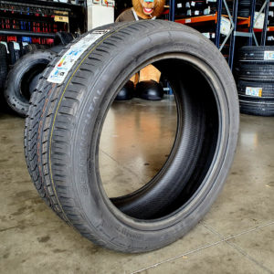 Neumático Continental 295/40 R21 CONTICROSSCONT UHP 111W MO XL