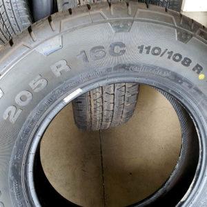 Neumático Continental 205 R16 CONTI4x4CONTACT 1110/108R